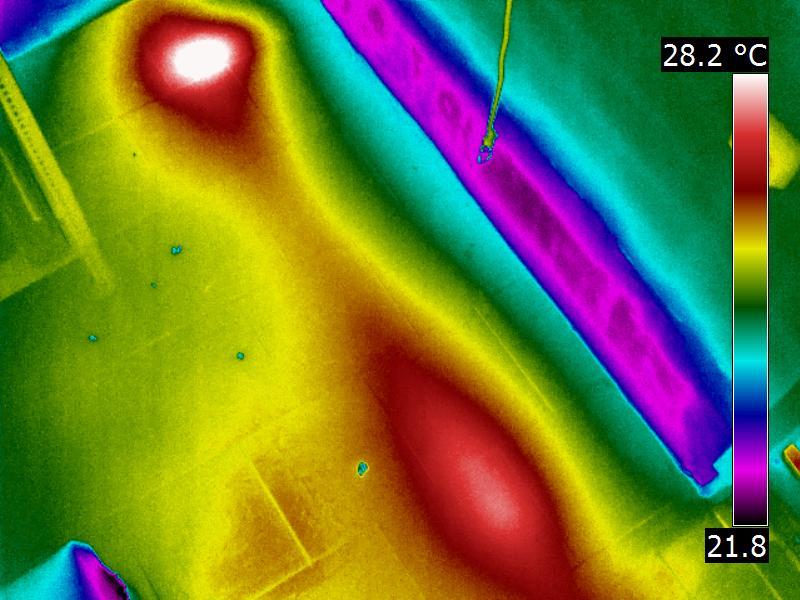 Termografia-ricerca-perdite-tubazione-riscaldamento